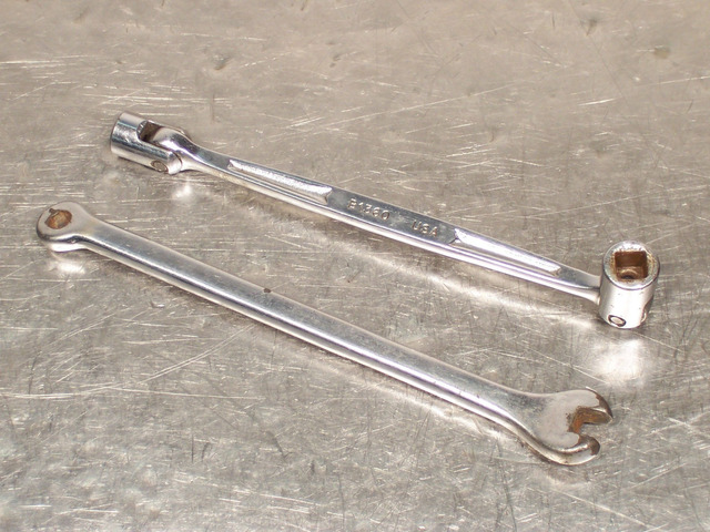 Brake Adjuster Spanners