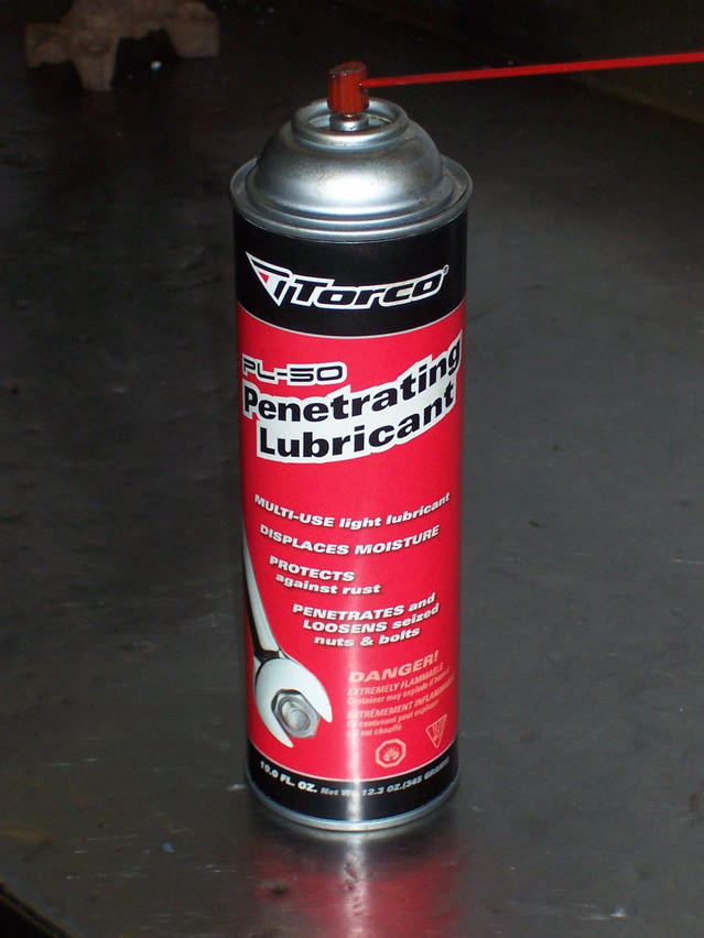 Penetrating Lube